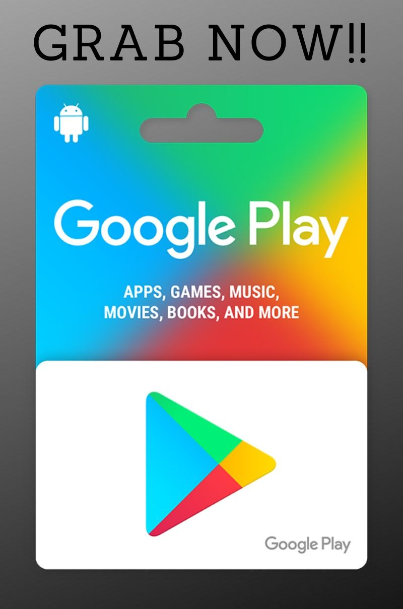 Get A 1000 Google Play Gift Card Giveaway It S Trusted