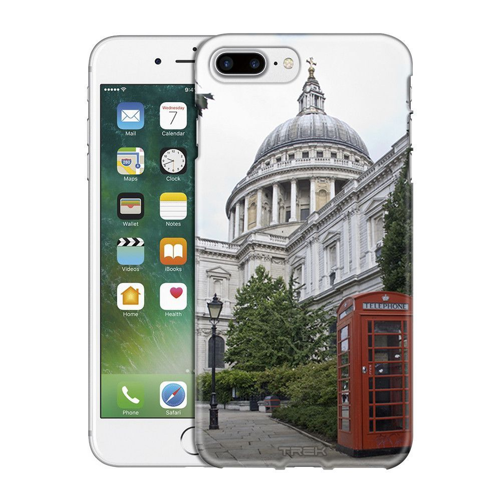 Apple iPhone 7 Plus St Pauls Cathedral Slim Case