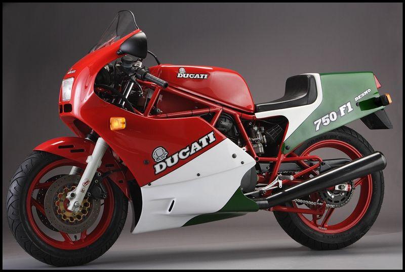 Ducati 750 F1 1987 Ducati Cafe Racer
