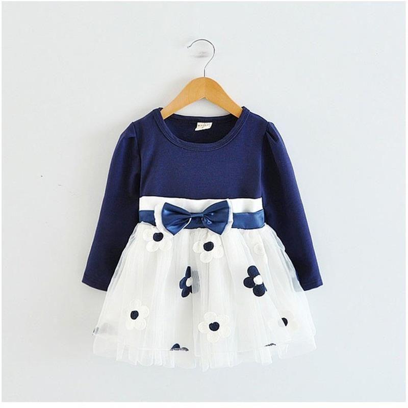 Vestidos de algodon para invierno