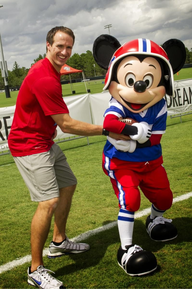 Drew Brees Passing Academy This Weekend at ESPN Wide World