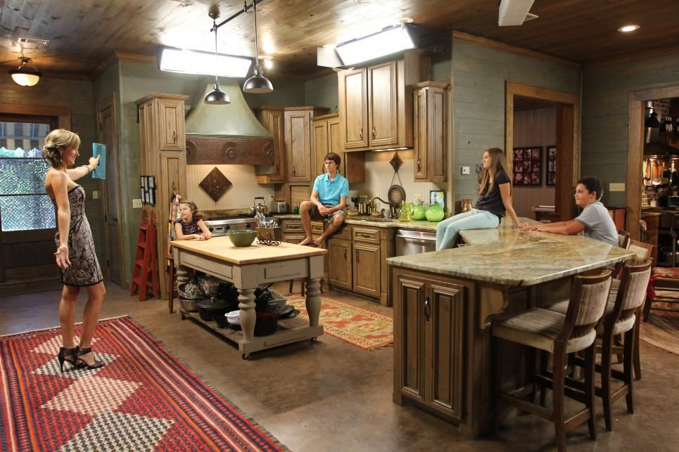 Korie And Willie Robertson Kitchen   Google Search
