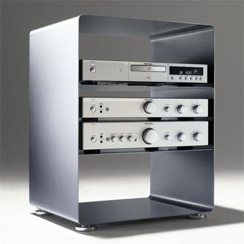 petit meuble tv vid o hi fi style industriel rw600 muller hi fi audio racks stereo cabinet. Black Bedroom Furniture Sets. Home Design Ideas