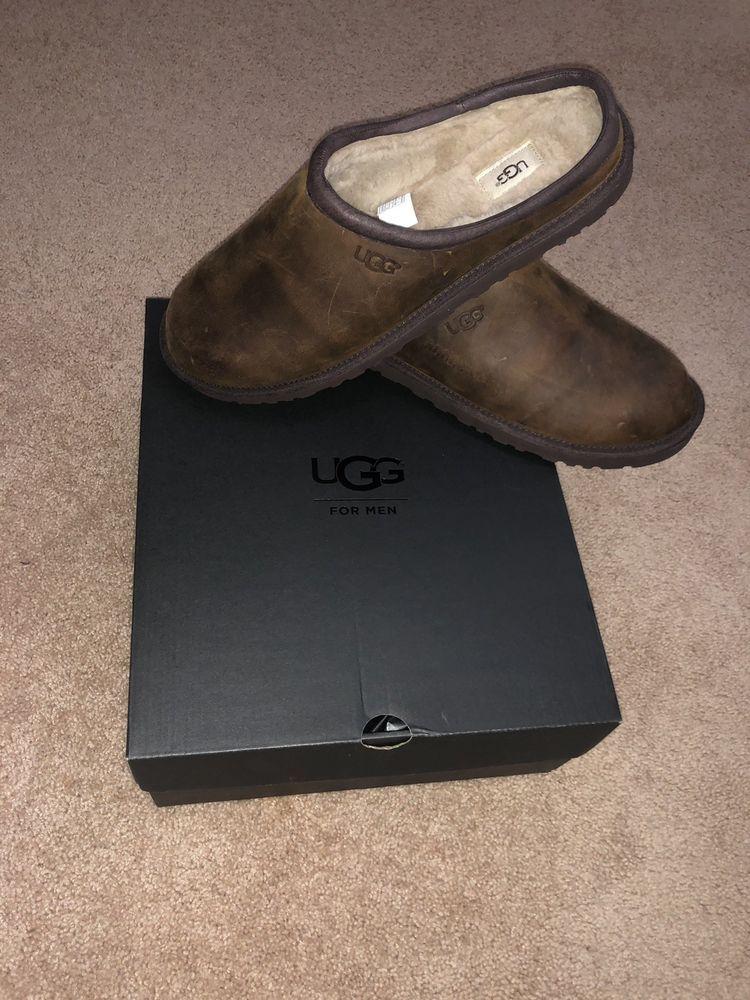 2a5e1e6da4d UGG Men's Classic Clog Mule Size 16 NIB! #fashion #clothing #shoes ...