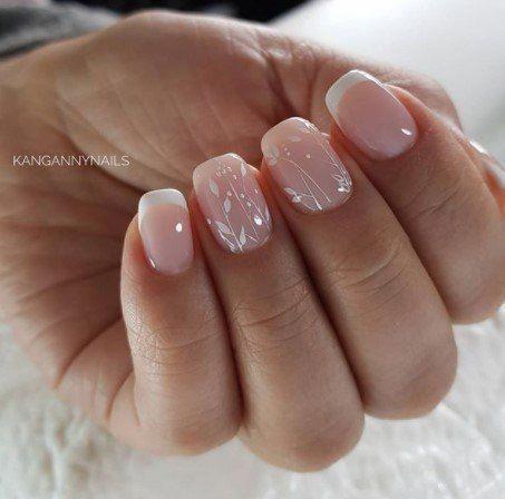 nageldesign elegant  Маникюр  дизайн ногтей