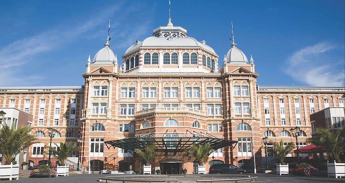 Kurhaus Scheveningen Met Afbeeldingen Hotel Hotels Den Haag