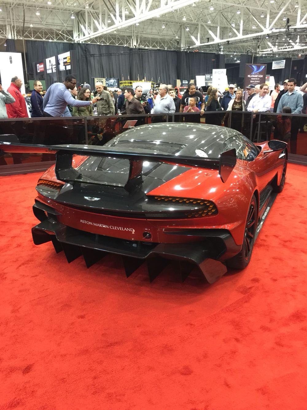 Aston Vulcan Back Shot Also [2048x1536] IPad Air IPad 4 IPad 3 IPad Mini