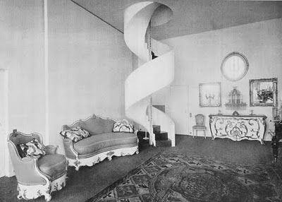 Beistegui Apartment Le Corbusier Le Corbusier Corbusier Place