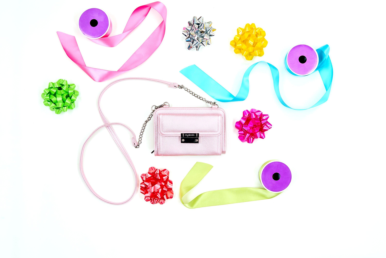 Tina Diabetes Mini Crossbody Pink Frost Diabetes Supplies Crossbody Pink Diabetes