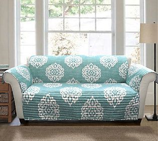 Sophie Sofa Furniture Protector by Lush Decor Sofa furniture