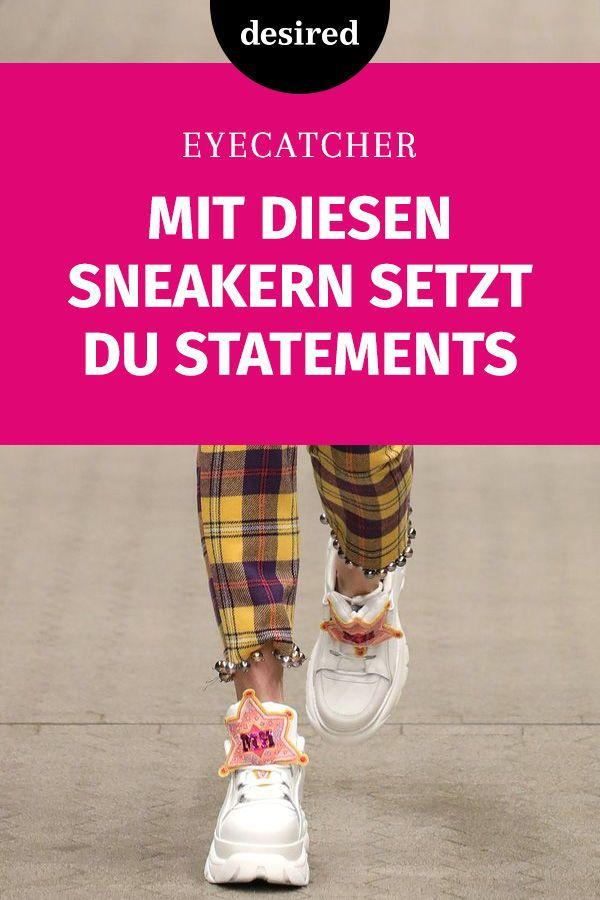 Diese Statement-Sneaker ziehen alle Blicke auf sich   desired.de