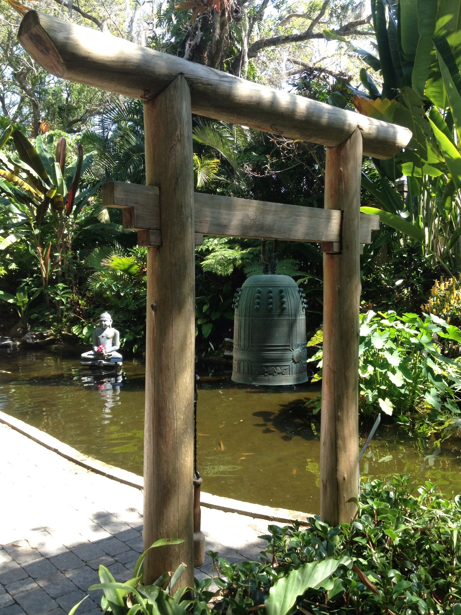 Selby Gardens Sarasota FL by PJ Brown