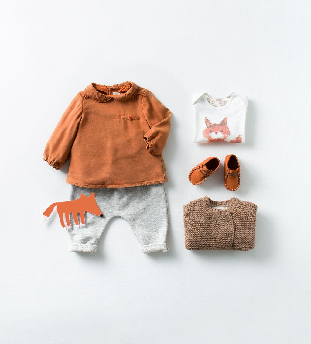 ZARA - MINI - I absolutely love this shop for your little ones :)