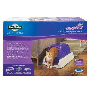 Petsafe Scoopfree Self Cleaning Cat Litter Box Self Cleaning Litter Box Cleaning Litter Box Cat Litter Box