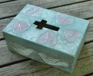 Diy Wooden Bible Box