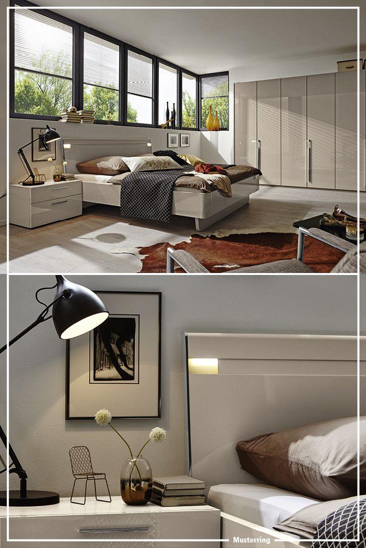 Musterring ACERO-SCHLAFEN Schlafzimmer | sleeping room | Bedroom ...