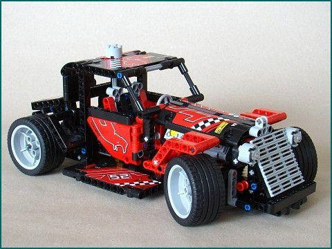 Lego Technic 42041 Hot Rod C Model Building Instructions Pdf