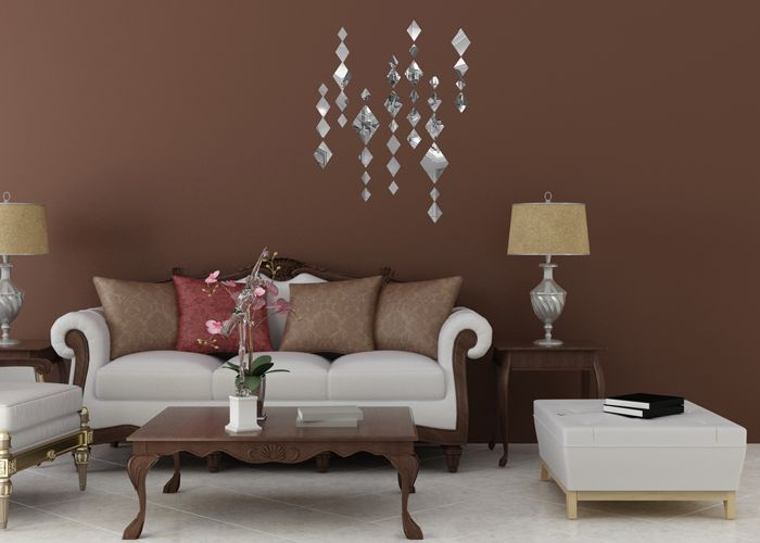 decorative wall mirrors living room walls forward living room wall