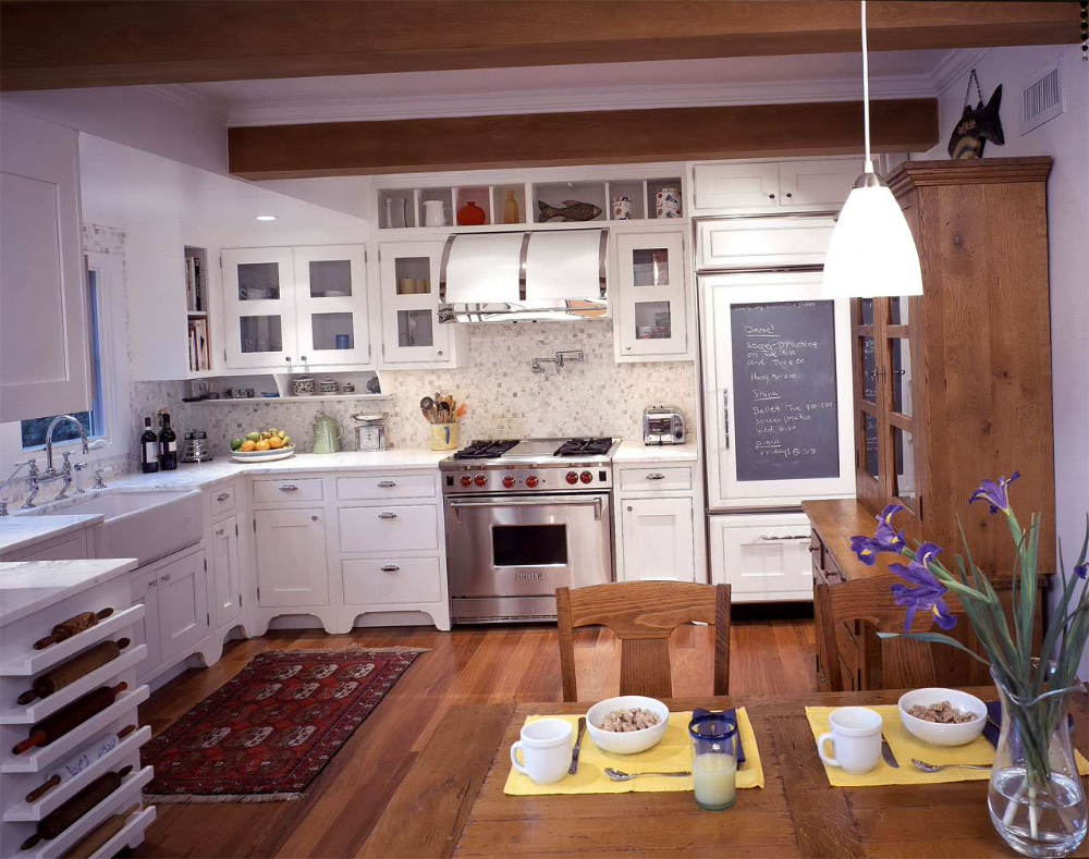 Traditional Kitchen - Traditional - Kitchen - New York in ...