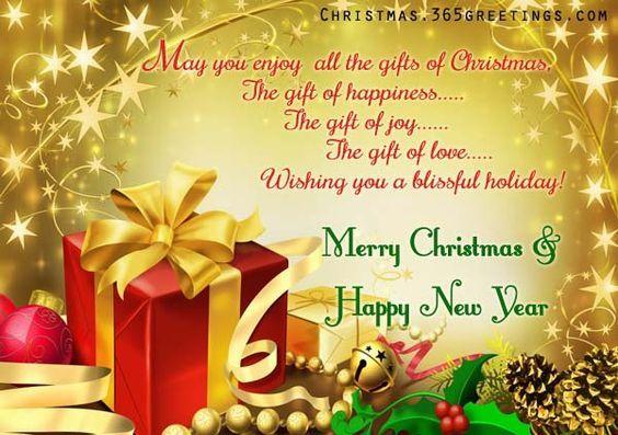 Christmas card messages christmas card messages and navidad m4hsunfo