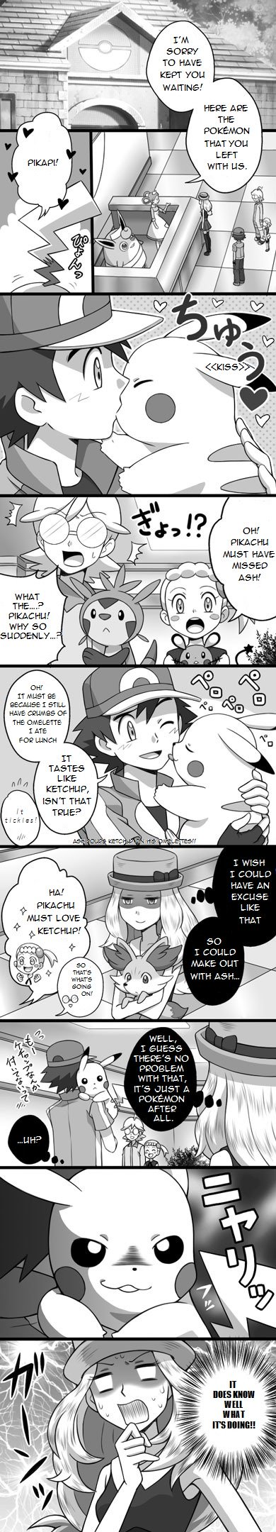 Funny Pokemon Black And White Comics 53 best funny pokemon comics images | pokemon, pokemon