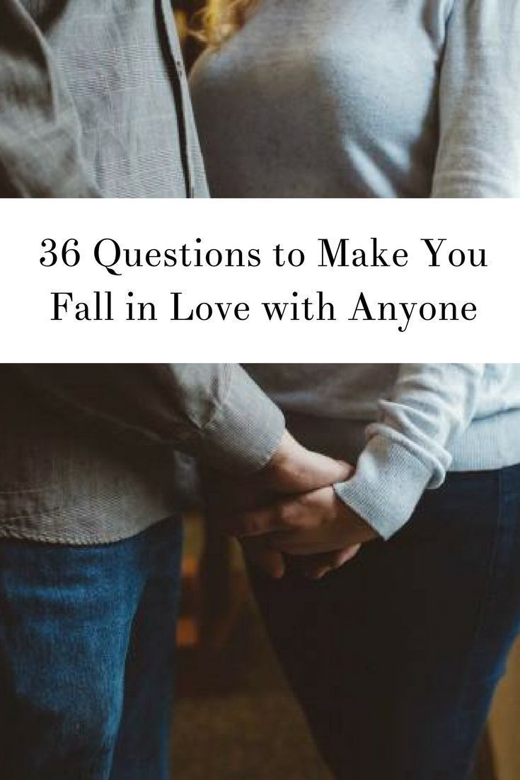 36 Questions To Make You Fall In Love With Anyone Falling In
