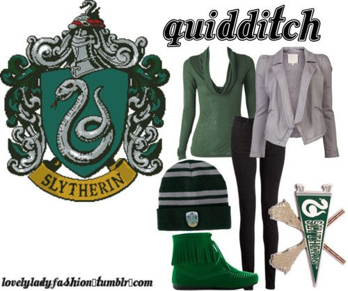 Slytherin I need to get some outfits I can wear to ...