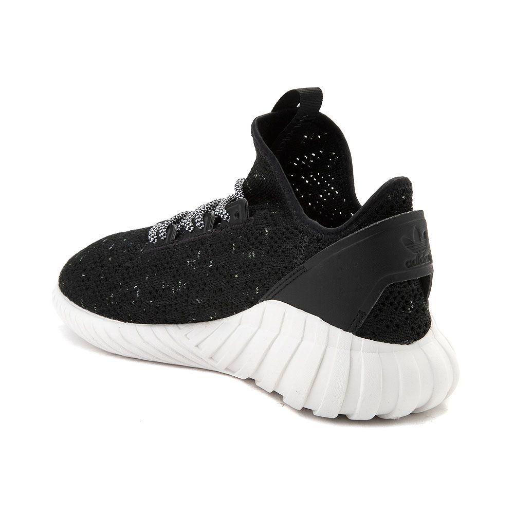 low priced dd8e9 2fe6c Mens adidas Tubular Doom Sock Athletic Shoe - black - 436550 ...