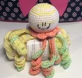 Crocheted Octopus Pattern specially designed for premature babies