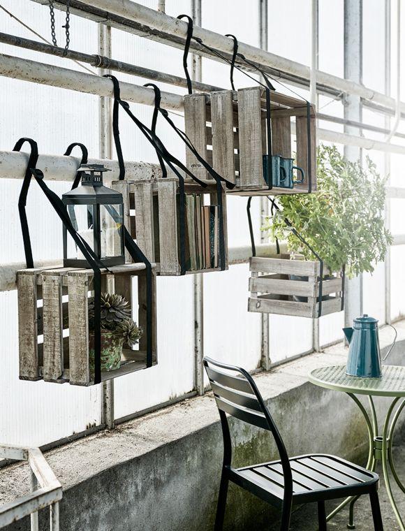 Car Selbstbaumöbel estanterias con cajas de madera car mobel cajas colgadas hogar