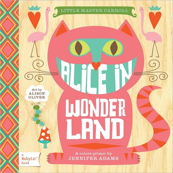 little master carroll. alice in wonderland. $8.99