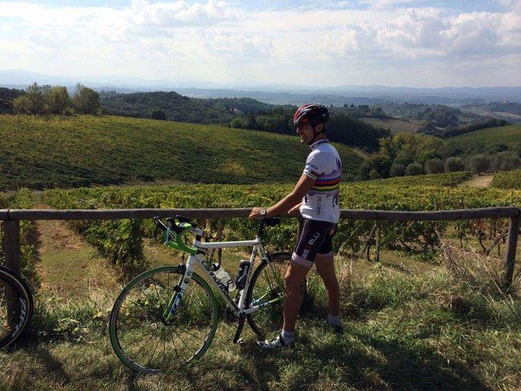 Review Of Bike Florence Tuscany Bike Chianti With Piero Elena