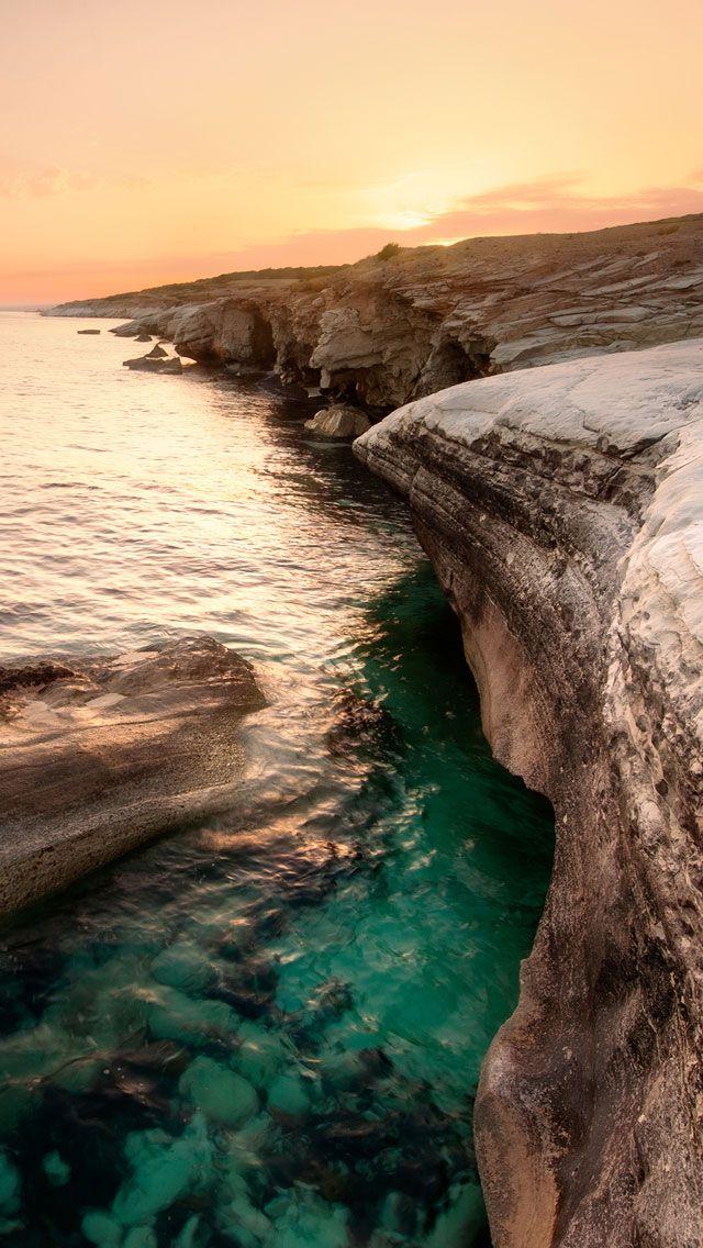 Download Iphone 5 Retina Display Hd Wallpapers Nature Cyprus