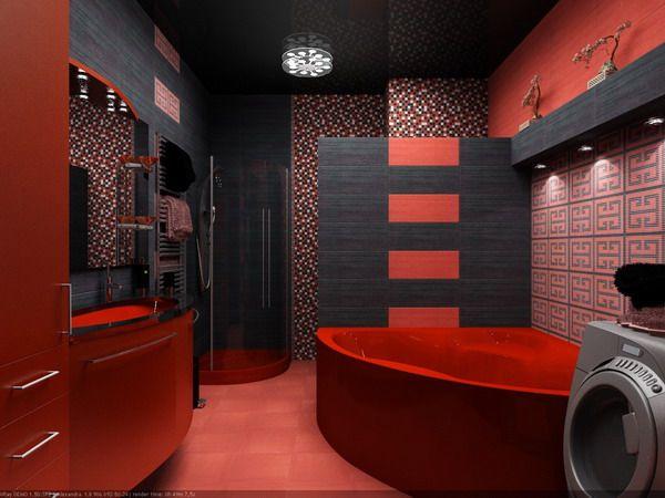 Charming Bathroom Interior Design Ideas by Alexandra Klyamuris ...