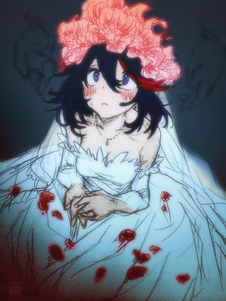 23++ Ryuko matoi wedding dress info