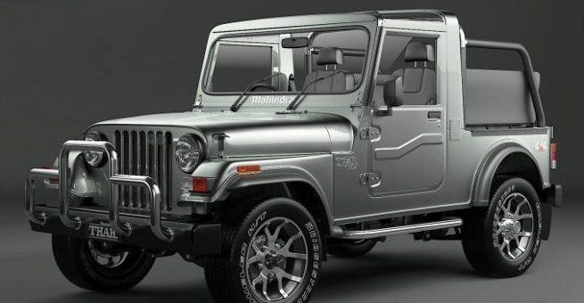 Updated Version Of Mahindra Thar To Be Launched On July 22 Mahindra Thar Jeep Cars Mahindra Thar Jeep
