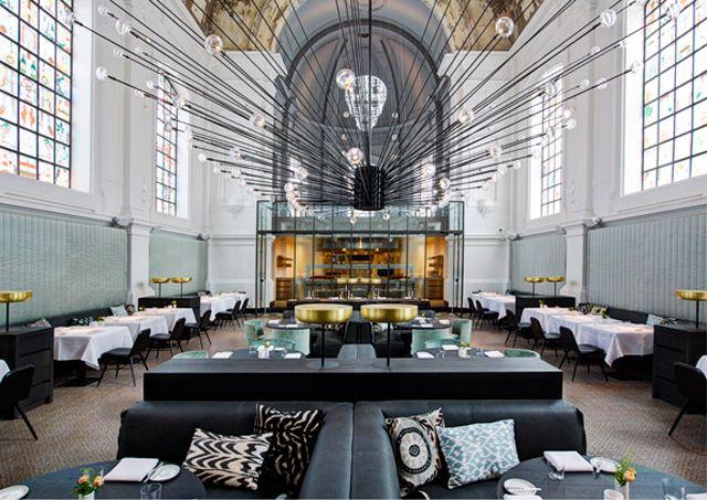 Dit Zijn S Werelds Mooiste Designbars En Restaurants Best Restaurant The Jane