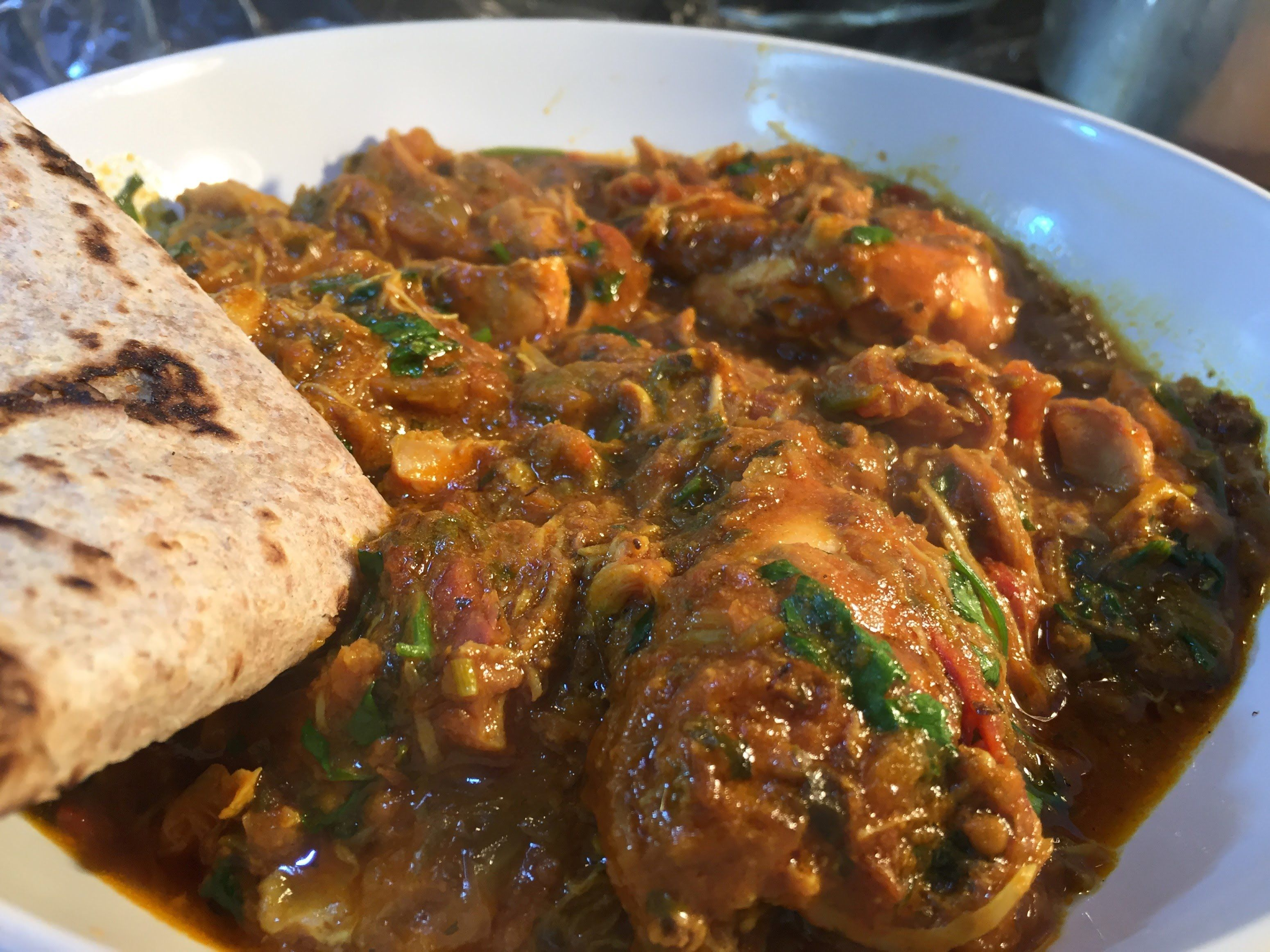 Punjabi Chicken Staff Curry On The Bone Deliciousness