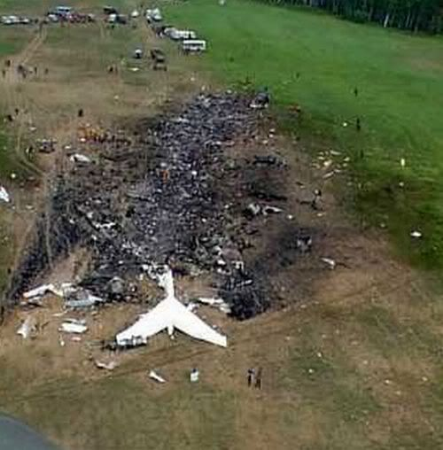 United airlines flight 93