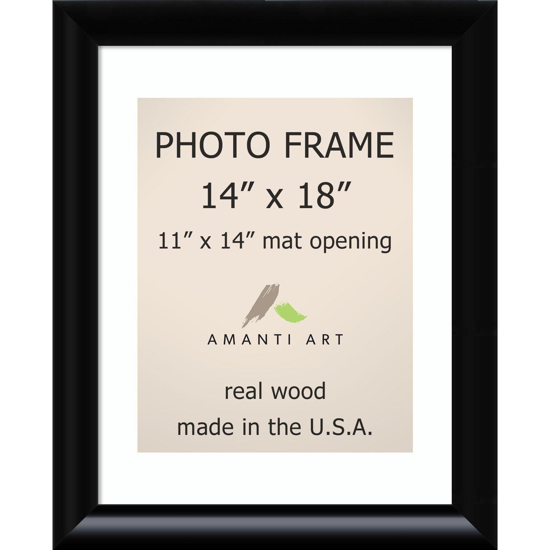 Steinway Black Photo Frame 17 X 21 Inch