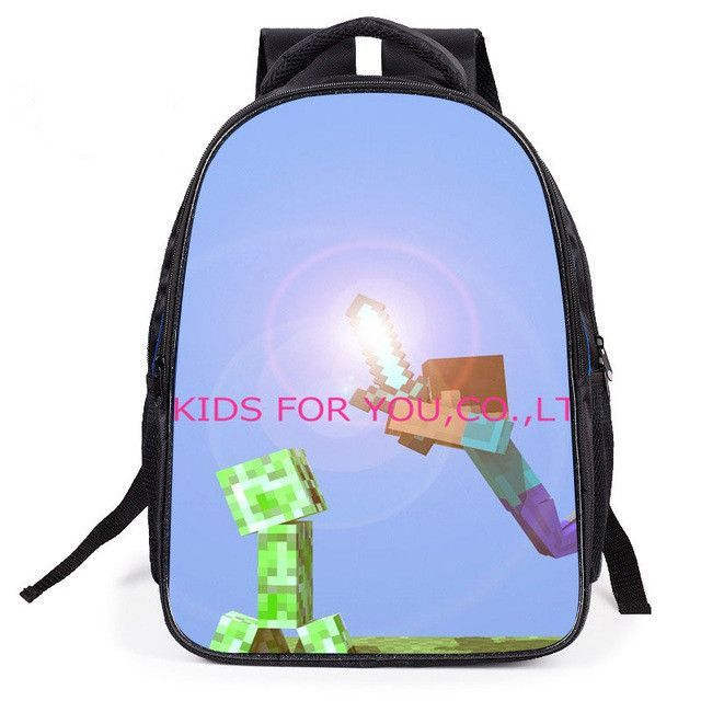 2017 Minecraft Backpacks | Products | Pinterest | Products