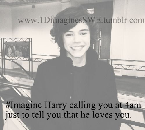 I wouldn't mind at all  It's always good to get a call in the early morning Especially from you harry