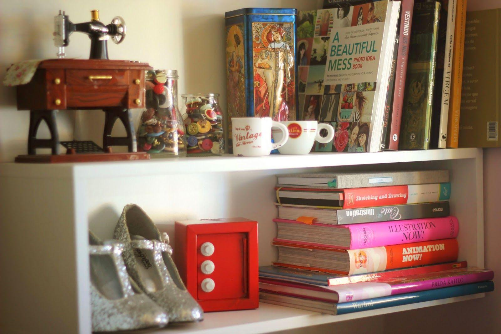 Creyssa Phyna - Glamour, ruivice e sacolagem: Que historia sua casa conta sobre você ?
