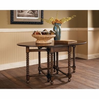 Fresh Round Gateleg Dining Table