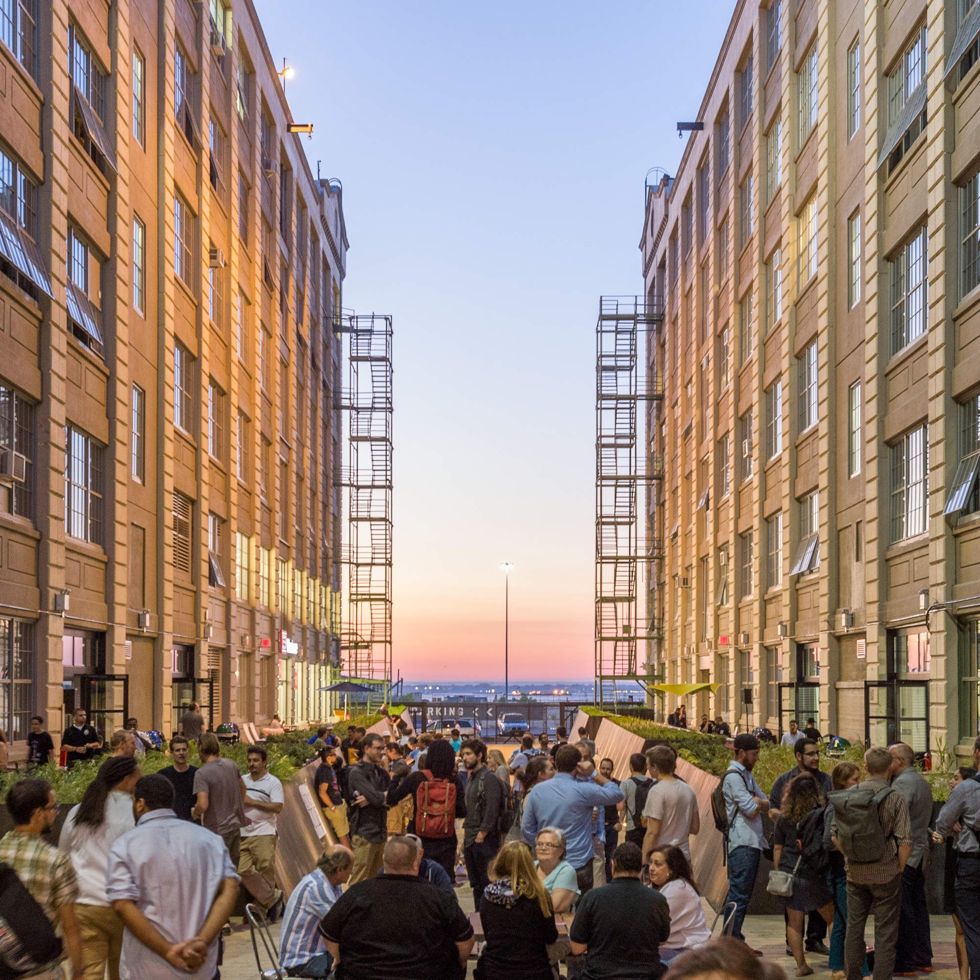 Why You Need To Be Hanging Out At Industry City Weekend In Nyc Great American Road Trip American Road Trip