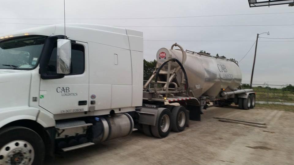 My Frac Sand Truck Trucks Semi Trucks Sand