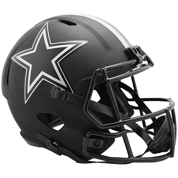 Dallas Cowboys Riddell Eclipse Speed Replica Helmet Dallas Cowboys Pro Shop Football Helmets Mini Football Helmet Mini Footballs