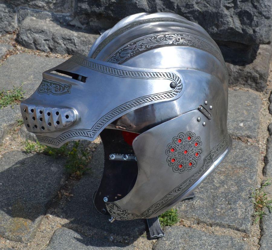 Maxmilian Armet, for collectors or re-enactors - wulflund.com