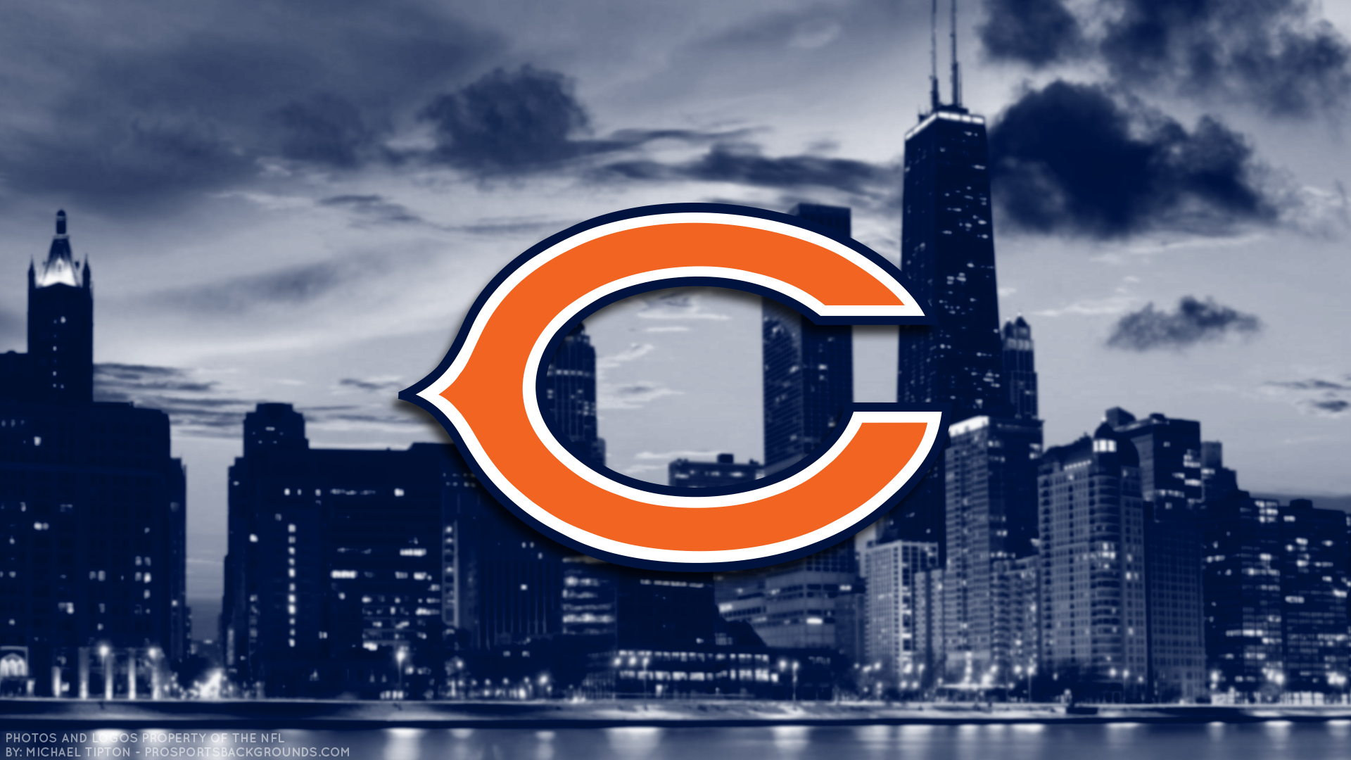 Moving Wallpaper for Chicago Bears Chicago bears
