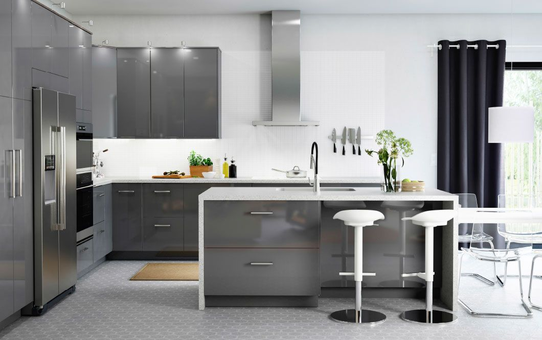 Ikea Modern Kitchen choice new kitchen gallery - sektion kitchen & appliances - ikea